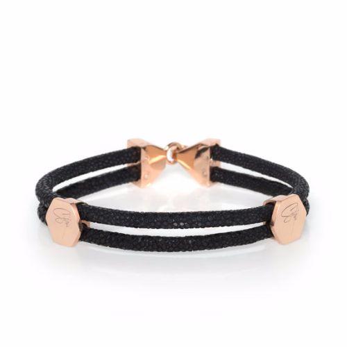 Mens Rose Gold Bracelet