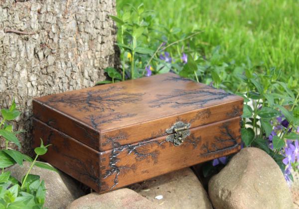 Mens Valet Box