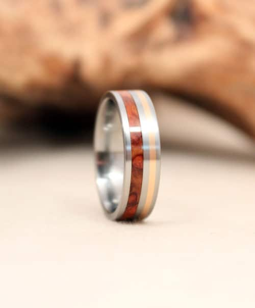 Mens Wedding Bands Etsy