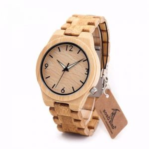 Mens Wood Watches