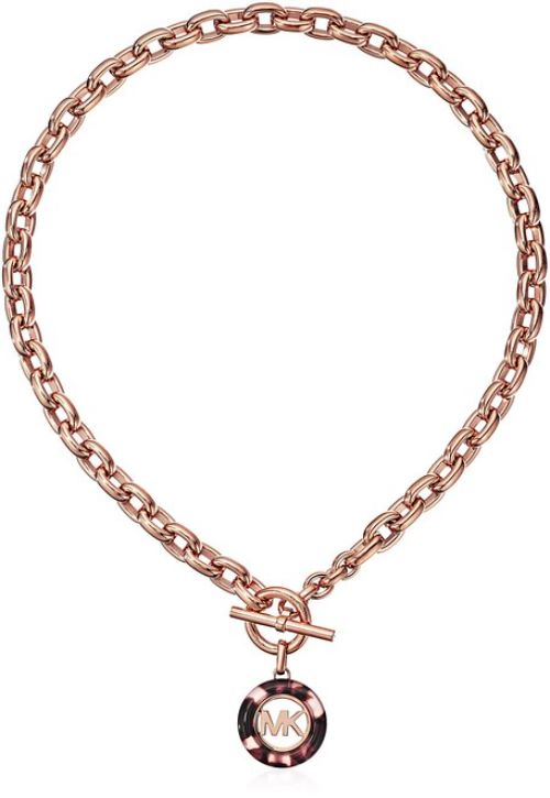 Michael Kors Rose Gold Necklaces