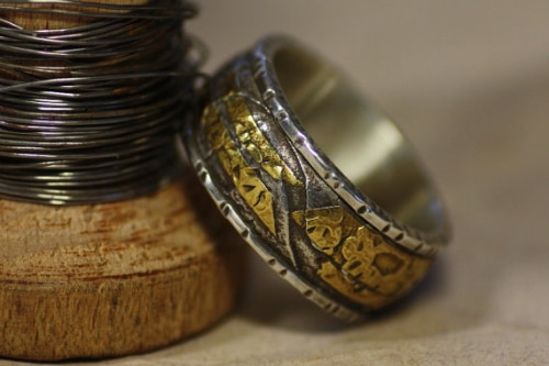 Modern Mens Wedding Bands And Rings