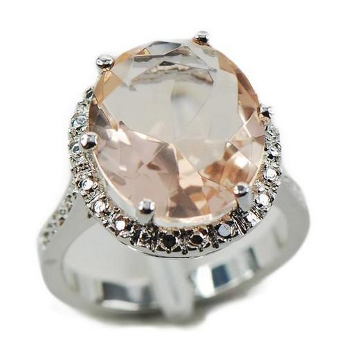 Morganite Engagement Ring Etsy