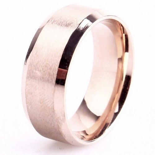 Mothers Rings Rose Gold