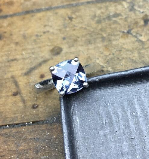 Natural Alexandrite Rings For Ladies