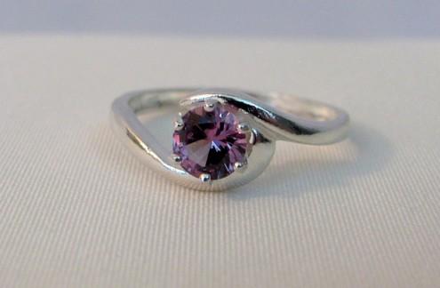 Natural Alexandrite Rings Jewelry