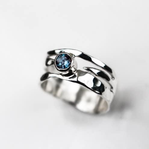 Natural Alexandrite Rings Sale