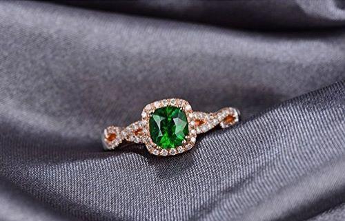 Natural Emerald Rings Australia