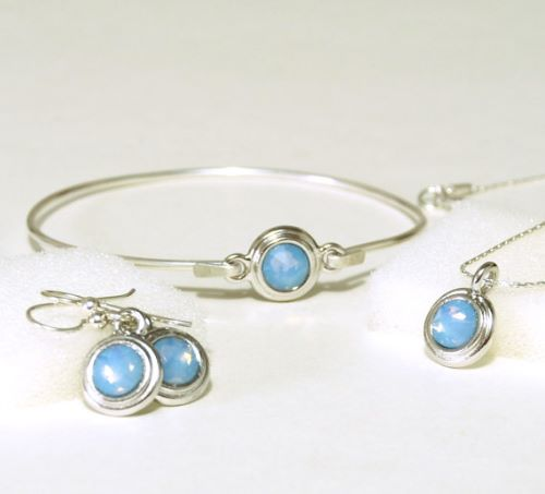Opal Jewelry Sets