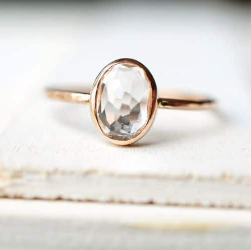 Oval Engagement Rings For Women