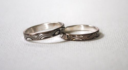Unique couple rings sets for lovers