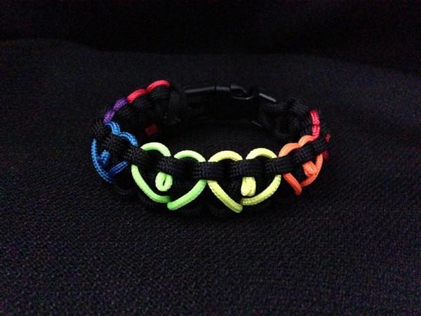Paracord Bracelet Designs