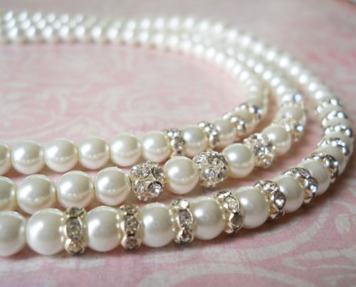 Pearl Necklace Amazon