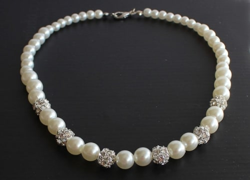 Pearl Necklace Online