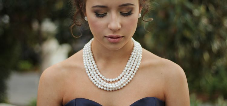 31 Beautiful and Unique Pearl Necklace Inspirations