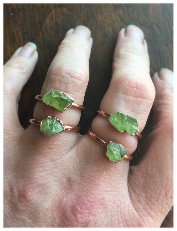 Peridot Rings Amazon