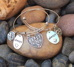 Personalized Best Friend Bracelets