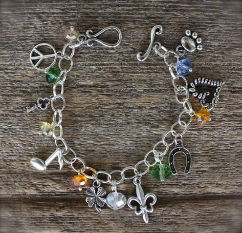 Personalized Charm Bracelets