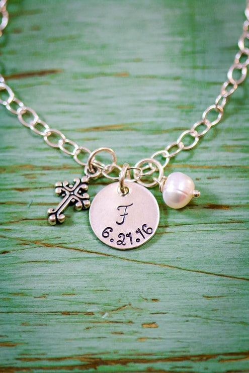 Personalized Girls Bracelet