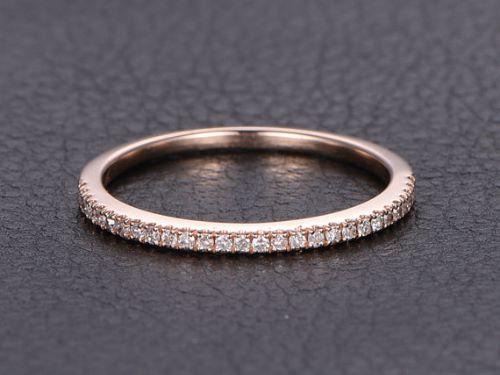 Platinum Eternity Ring