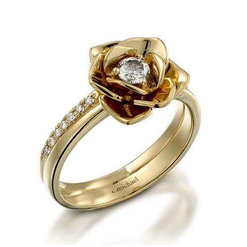 Promise Diamond Rings