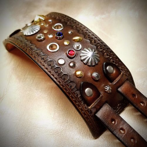 Quality Mens Leather Bracelets