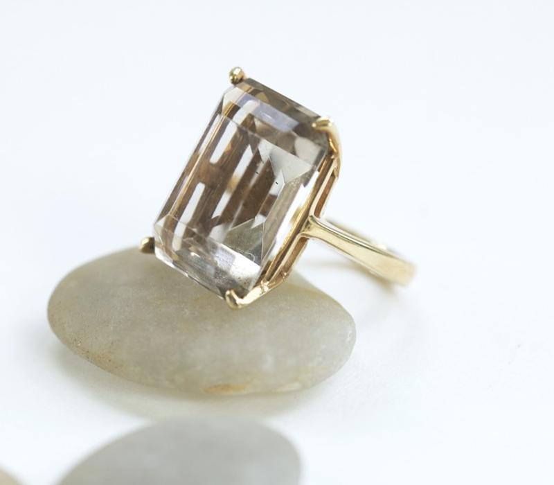 Radiant Ring Stone Shape
