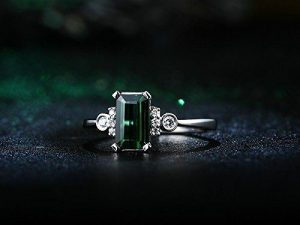 Real Emerald Rings