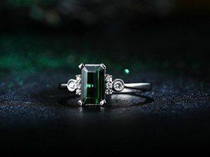 Real Emerald Rings