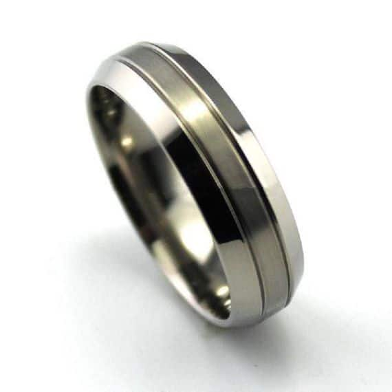 Really Cool Unique Mens Wedding Bands