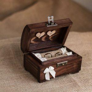 Ring Jewelry Box