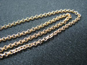 Rolo Gold Chain
