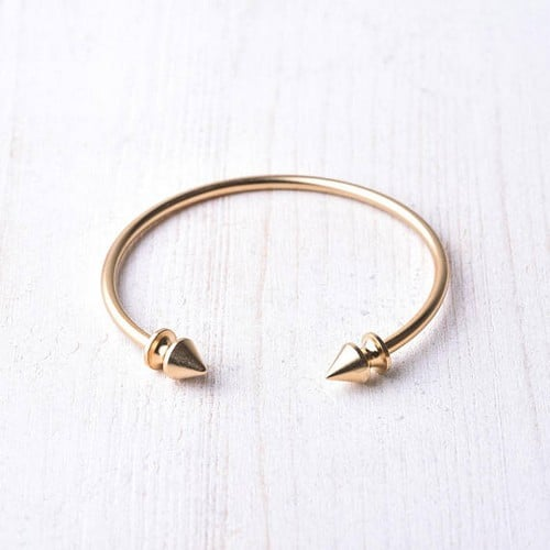 Rose Gold Bangle Bracelets