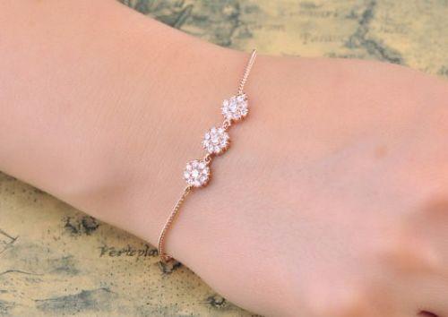 Rose Gold Bracelet Pandora