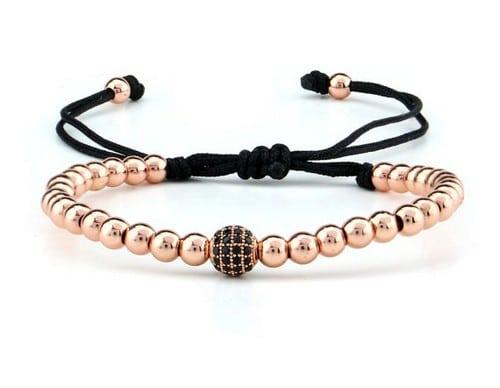 Rose Gold Bracelets For Women