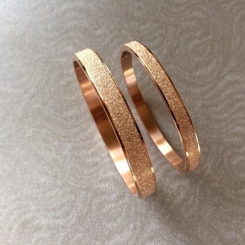 Rose Gold Bracelets Uk