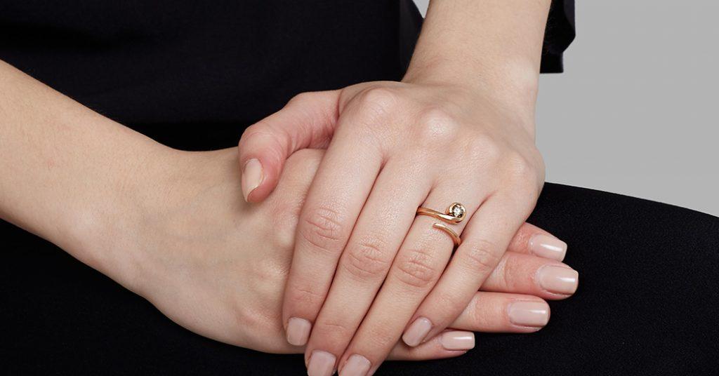 31 Unique Rose Gold Engagement Rings