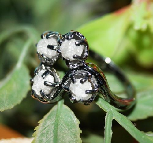 Rough Diamond Ring For Sale