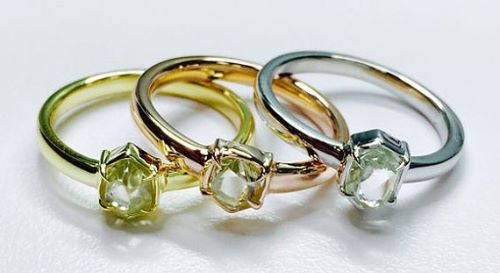 Rough Diamond Ring Prices