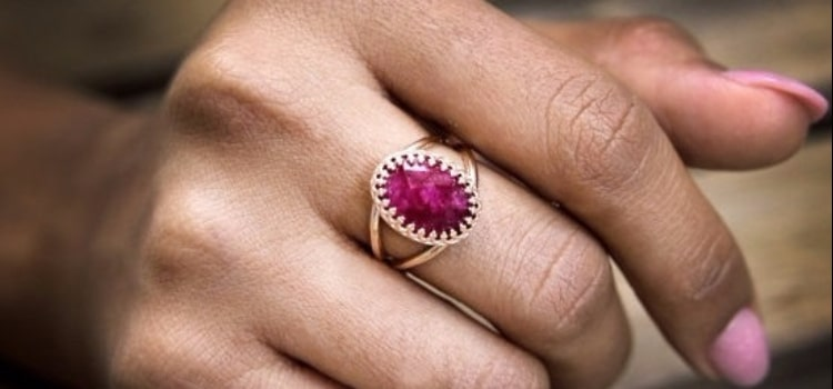 21 Stunning Ruby Ring Inspirations