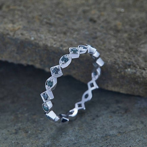 Russian Alexandrite Rings Jewelry