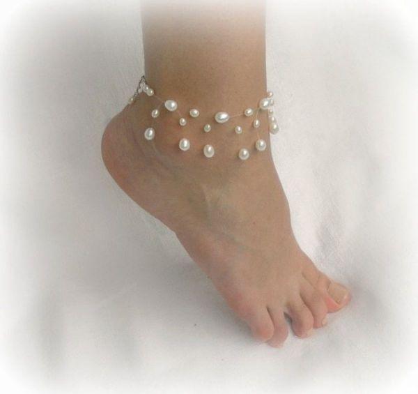 Silver Anklets Online