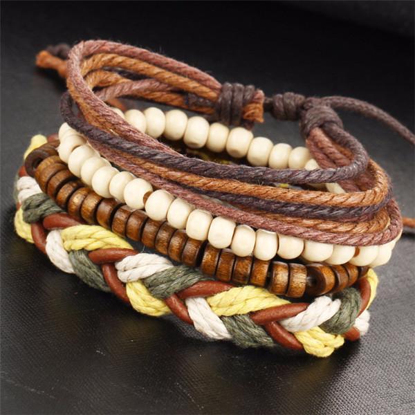 Silver Bracelet Stacks
