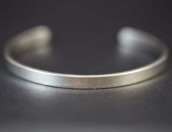 Silver Bracelets For Men