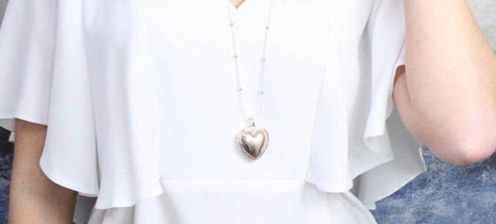 30 Gorgeous Heart Necklaces with Love