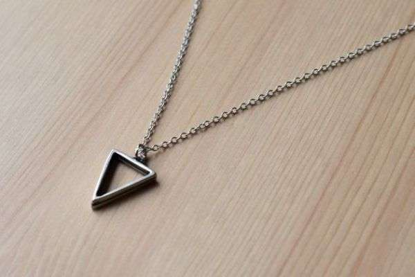 Silver Necklace For Men