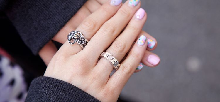 Silver Rings for Men and Women