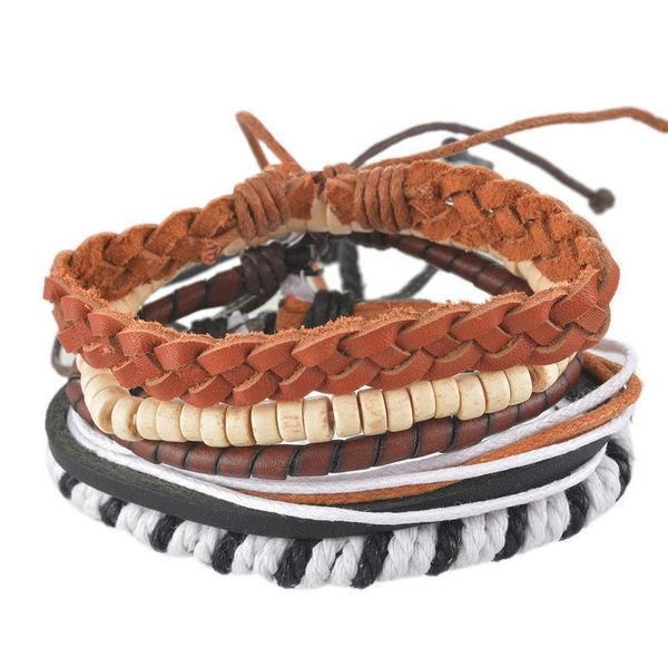 Silver Stack Bracelets