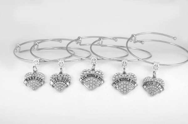 5 Sisters Bracelets Set