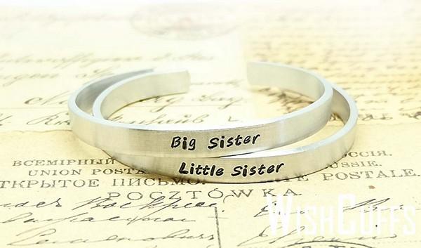 Sister Bracelet Charm